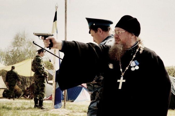 попи московського патріархату
